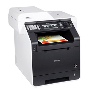 Brother MFC-9970CDW Colour Laser Multifunctional